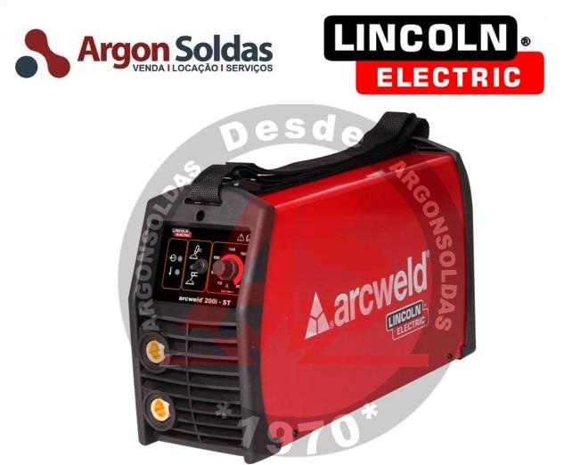 INVERSORA ARCWELD 200I-S - LINCOLN