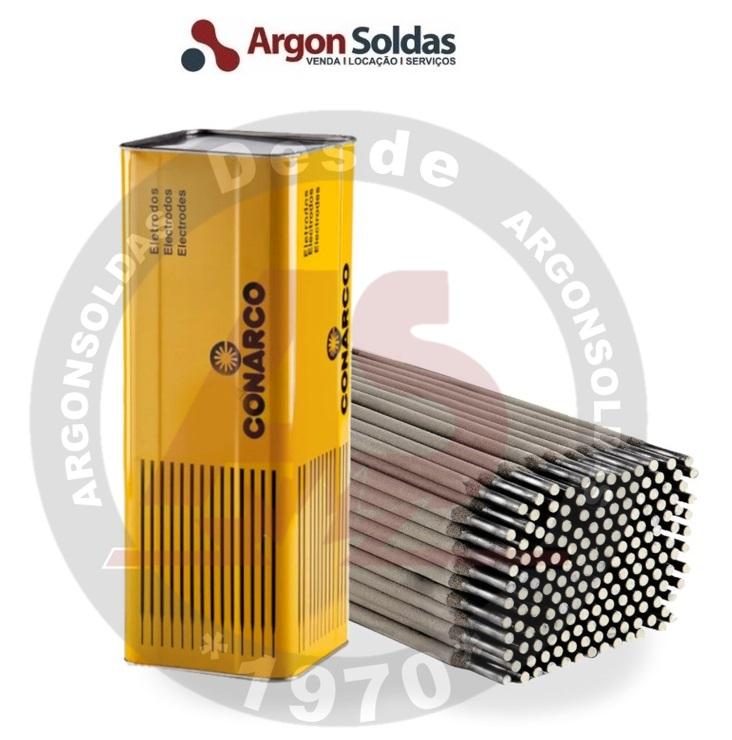 ELETRODO 7018 4,0 MM ESAB CONARCO A18 25KG