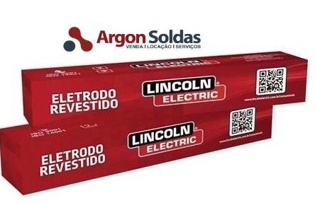 ELETRODO 6013 2,5 MM LINCOLN 5KG